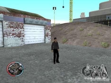 Mascaramento para GTA San Andreas