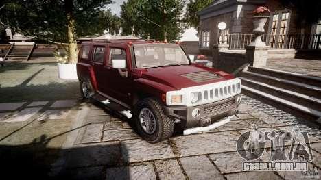 Hummer H3 para GTA 4