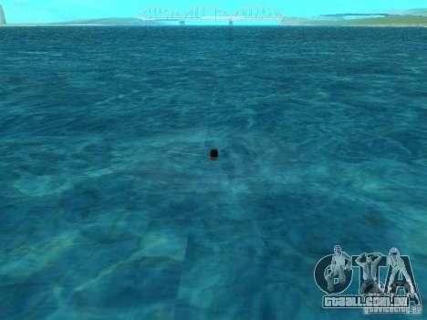 Água de textura para GTA San Andreas
