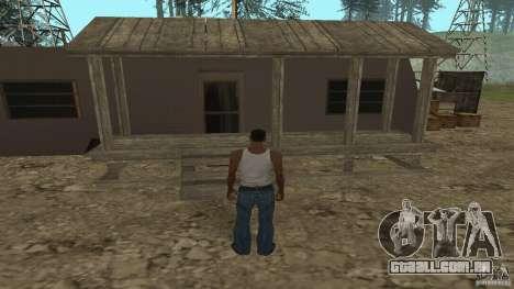 Realista v 1.0 de apiário para GTA San Andreas por diante tela