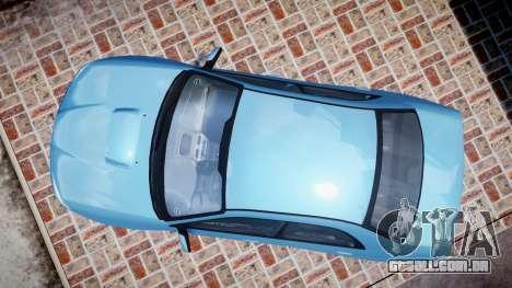 Subaru Impreza WRX STI Spec C Type RA-R 2007 para GTA 4 vista direita