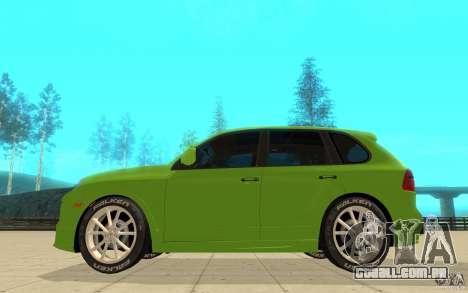 Wild Upgraded Your Cars (v1.0.0) para GTA San Andreas sétima tela