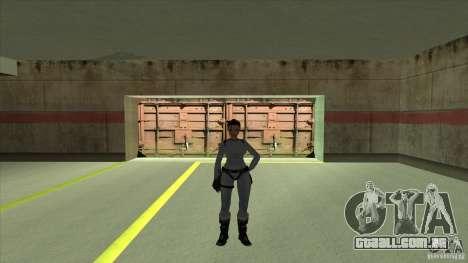 Lara Croft para GTA San Andreas