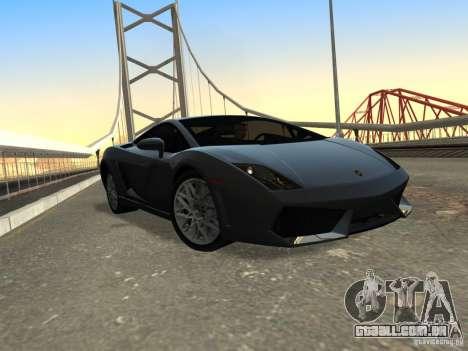 IG ENBSeries v2.0 para GTA San Andreas terceira tela