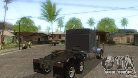 Fantasma do GTA IV para GTA San Andreas vista direita