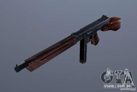 M1 (SMG Thomson) (v 1.1) para GTA Vice City