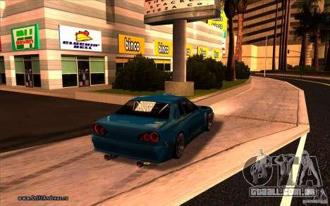 ENBSeries by MEdved para GTA San Andreas terceira tela