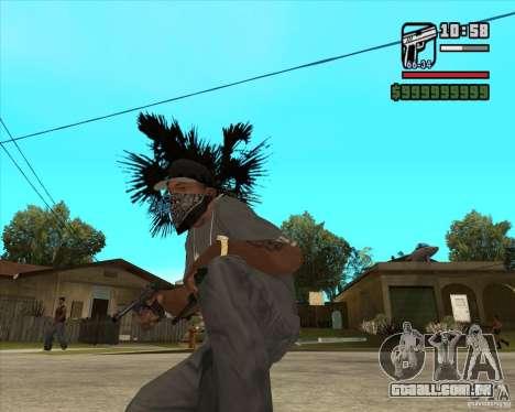 Pistola Luger para GTA San Andreas segunda tela