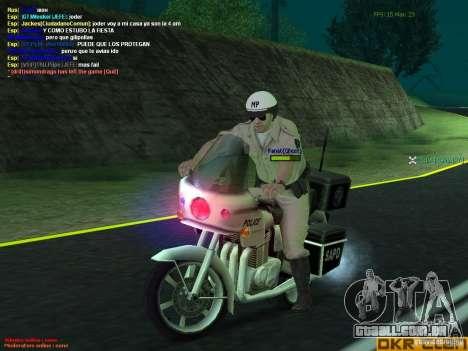 HQ texture for MP para GTA San Andreas sexta tela