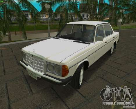Mercedes-Benz 230 1976 para GTA Vice City