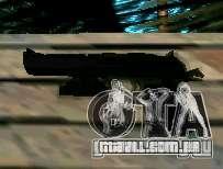 MW2 Deagle para GTA San Andreas terceira tela