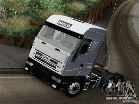 Iveco Eurostar para GTA San Andreas