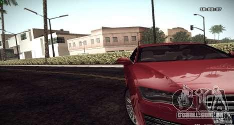ENB Graphics Mod Samp Edition para GTA San Andreas terceira tela