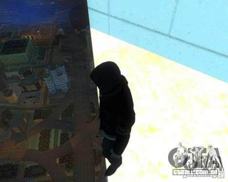 Prototype MOD para GTA San Andreas por diante tela