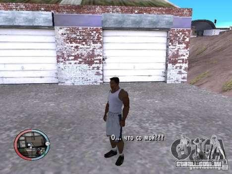 DRUNK MOD V2 para GTA San Andreas segunda tela