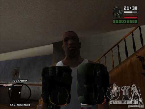 Explosivo C4 para GTA San Andreas