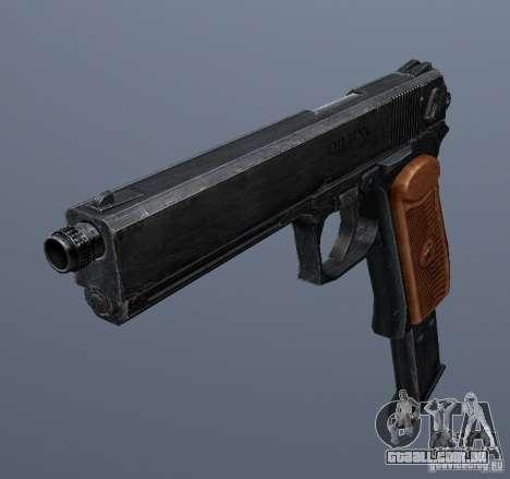 Pernach para GTA San Andreas segunda tela