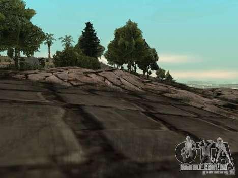 Stone Mountain para GTA San Andreas segunda tela