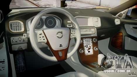 Volvo S60 para GTA 4 vista direita