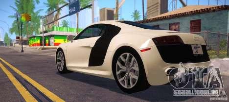 ENBSeries for SA-MP para GTA San Andreas quinto tela