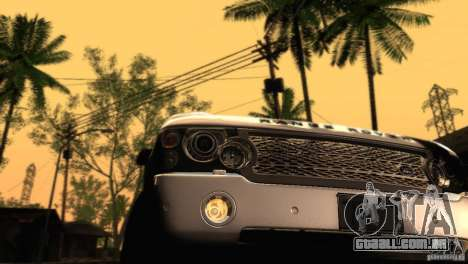 ENBSeries by dyu6 v2.0 para GTA San Andreas