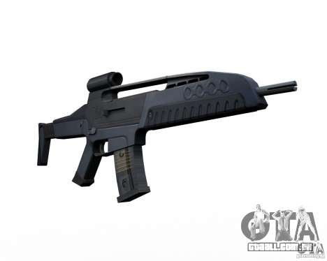 XM8 V1.1 para GTA San Andreas