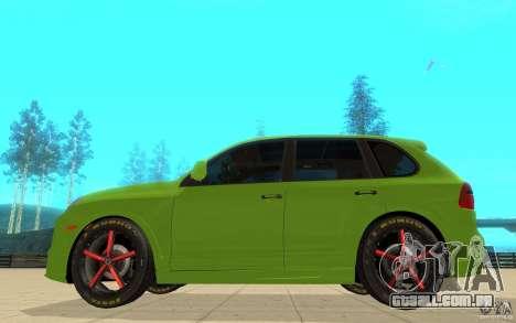 Wild Upgraded Your Cars (v1.0.0) para GTA San Andreas nono tela