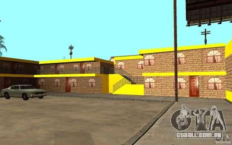 O Euroset loja para GTA San Andreas segunda tela