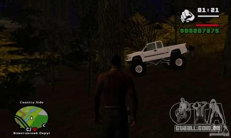 Cruzamento v 1.0 para GTA San Andreas sexta tela