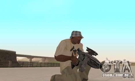 Pacote de armas de Star Wars para GTA San Andreas segunda tela