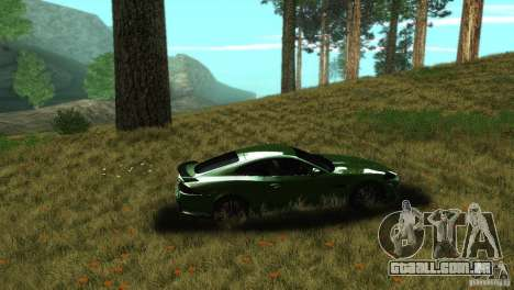 ENBSeries by dyu6 v2.0 para GTA San Andreas quinto tela
