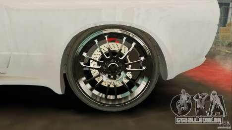 Nissan Skyline R32 GTS-T [FINAL] para GTA 4 vista de volta