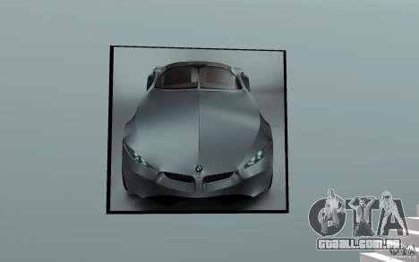 Concessionária BMW para GTA San Andreas segunda tela