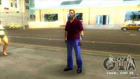 Peles de Pak para GTA Vice City