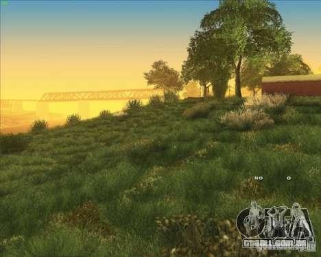 Project Oblivion 2010 For Low PC V2 para GTA San Andreas terceira tela