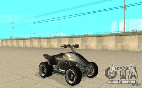 Powerquad_by-Woofi-MF pele 4 para GTA San Andreas