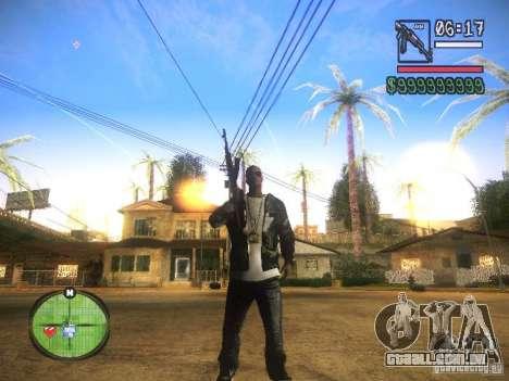 New ENBSEries 2011 v3 para GTA San Andreas sexta tela