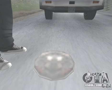 Mina v 1.0 para GTA San Andreas segunda tela