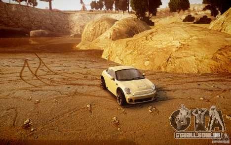 Mini Coupe Concept v0.5 para GTA 4 vista lateral