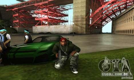 iPrend ENBSeries v1.3 Final para GTA San Andreas sexta tela