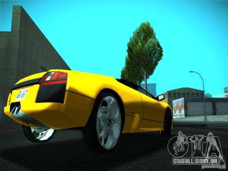 ENBSeries by GaTa para GTA San Andreas segunda tela