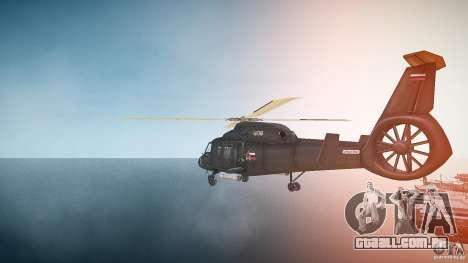 KA-60 Kasatka v1.0 para GTA 4 esquerda vista