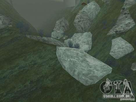 HD texturas de fundo do mar para GTA San Andreas