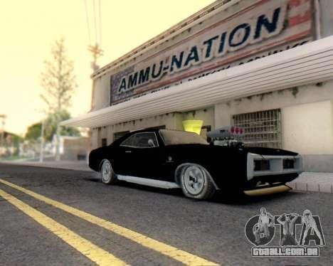 Real World ENBSeries v5.0 Final para GTA San Andreas sexta tela
