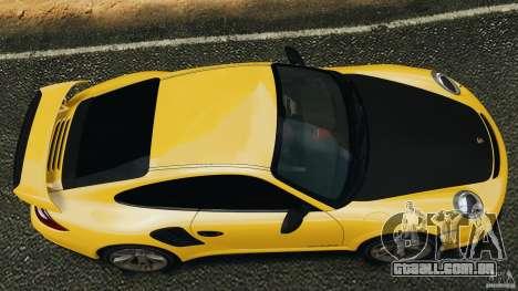 Porsche 911 GT2 RS 2012 v1.0 para GTA 4 vista direita