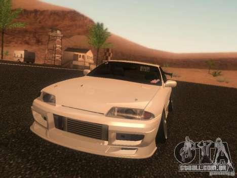 Nissan Skyline GTS R32 JDM para GTA San Andreas