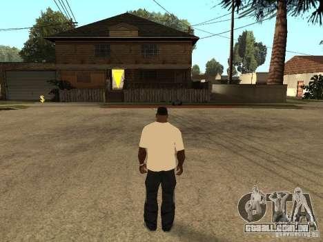 Mike Svoboda para GTA San Andreas segunda tela