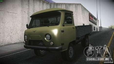 UAZ 3303 girino para GTA San Andreas