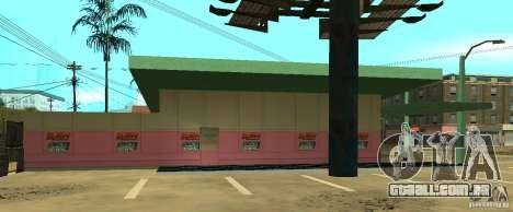 Nova loja da WWE para GTA San Andreas terceira tela