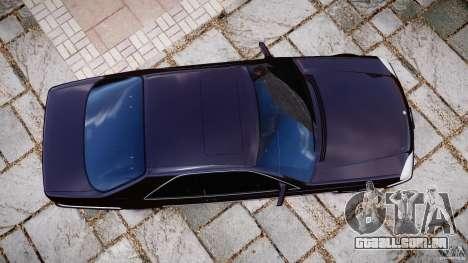 Mercedes-Benz 600SEC C140 1992 v1.0 para GTA 4 vista direita